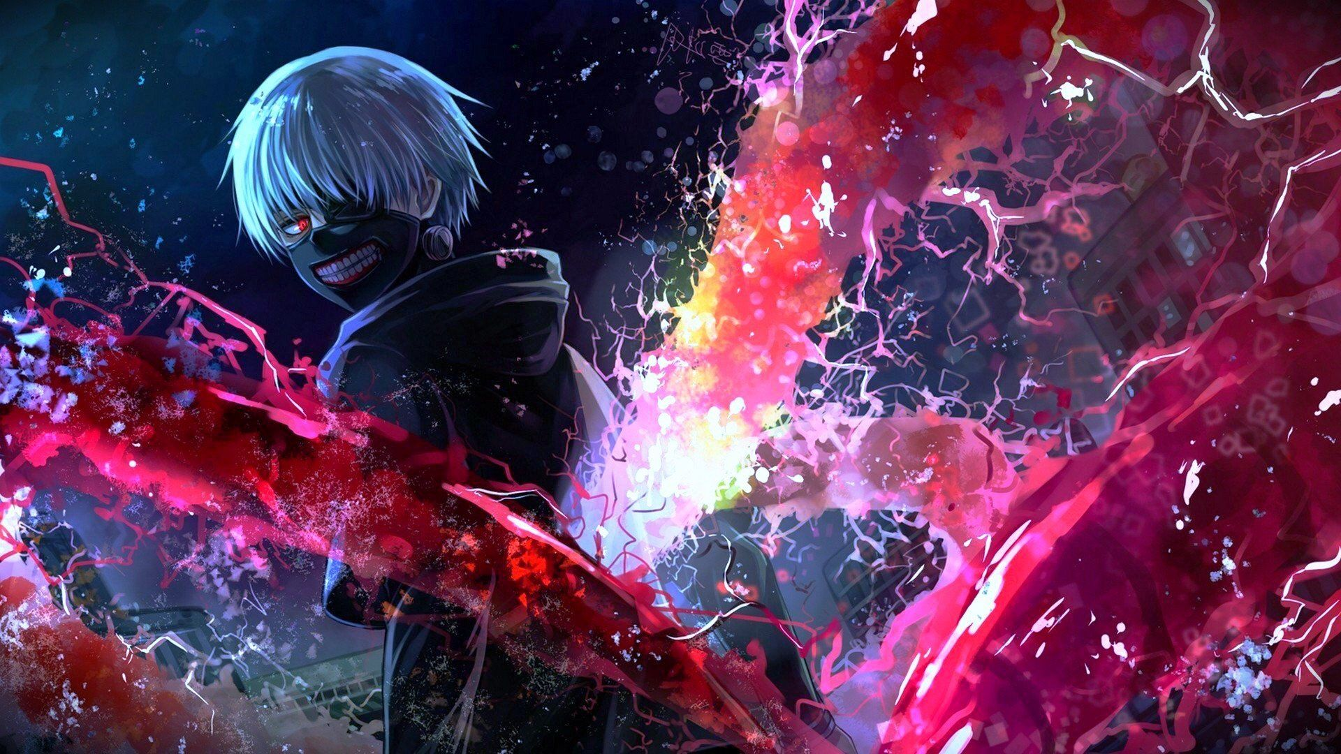 Kaneki Wallpaper is a Fine Substitute For Real Wallpaper