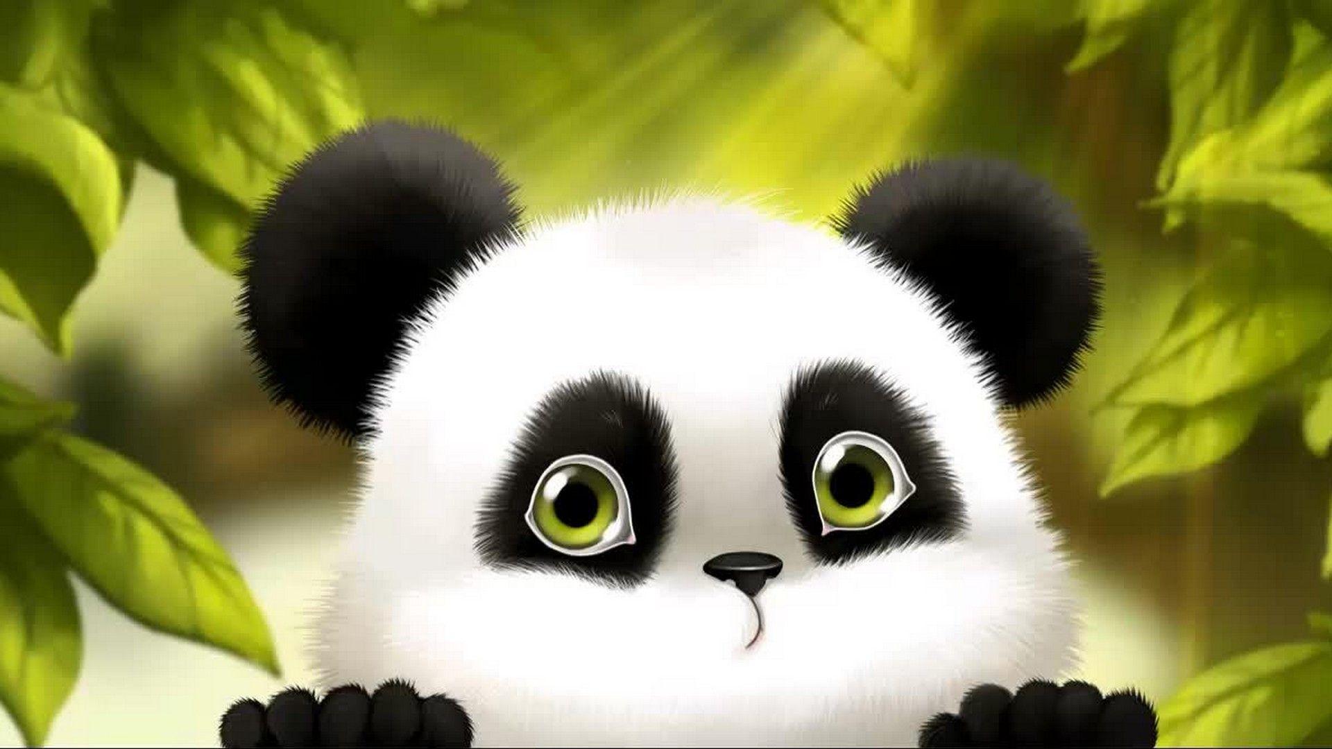 All About Panda Wallpaper Design