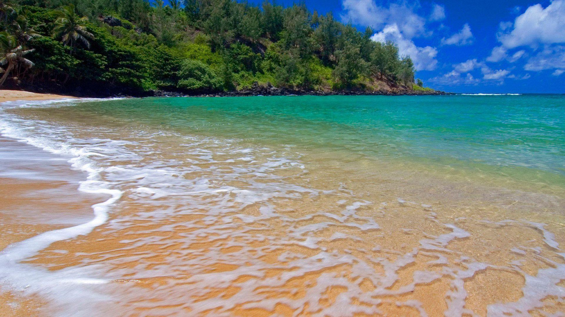 Download The Best Quality 1080p Beach Wallpaper