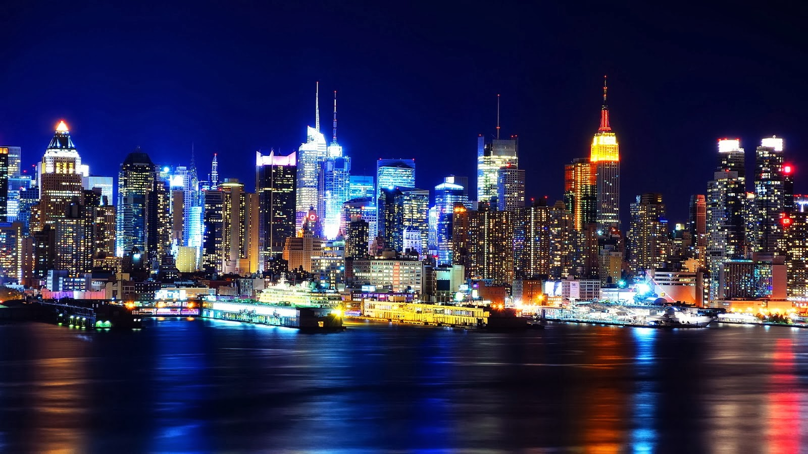 1080p New York Wallpaper in All Its glory