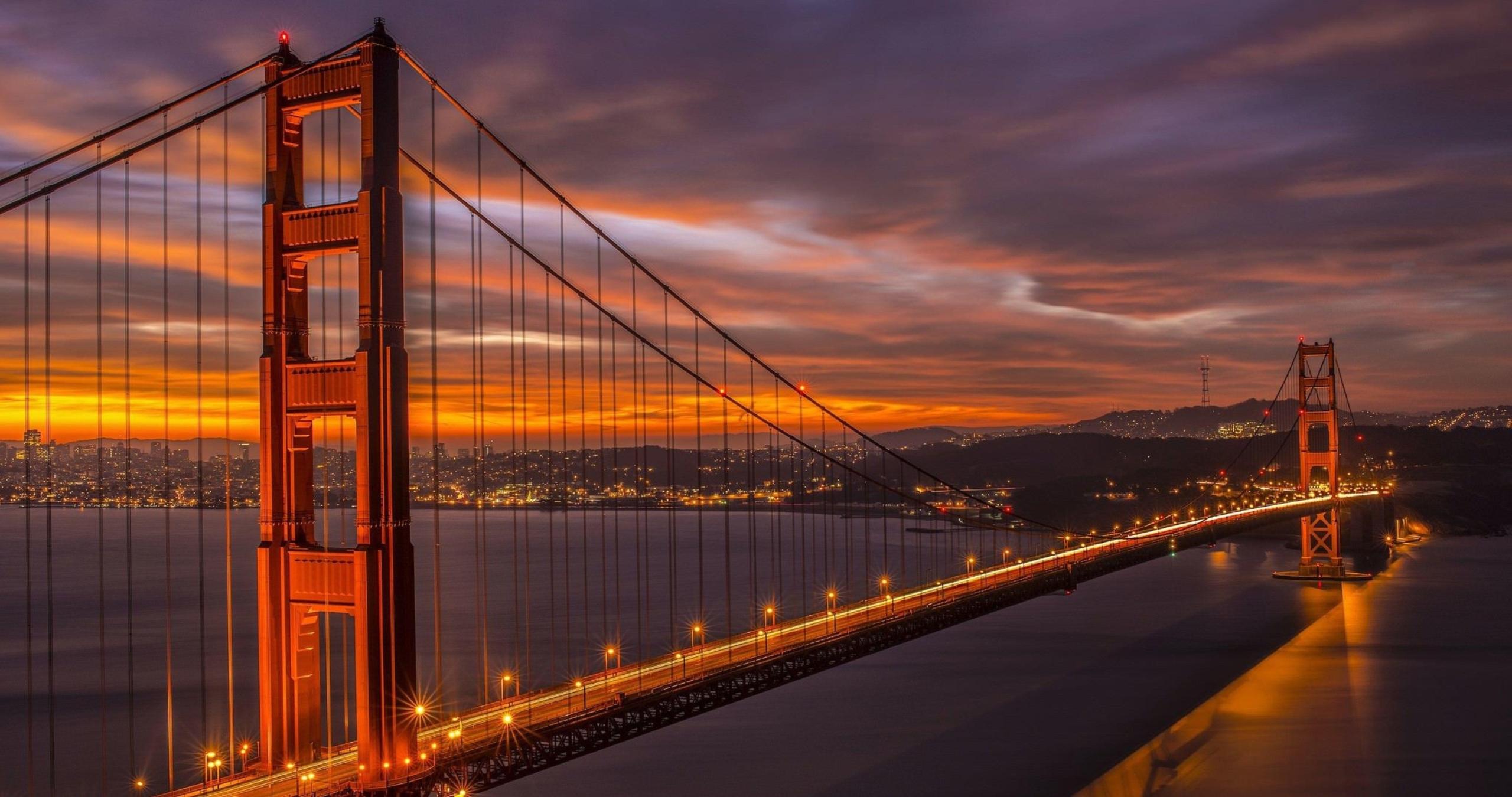 4k San Francisco Wallpaper amazing variety of colors