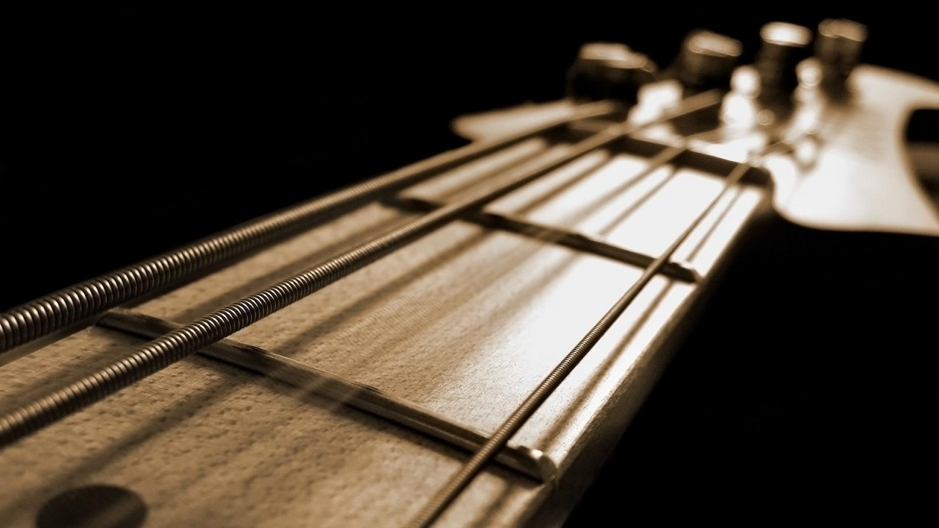 Background for Bass Wallpaper