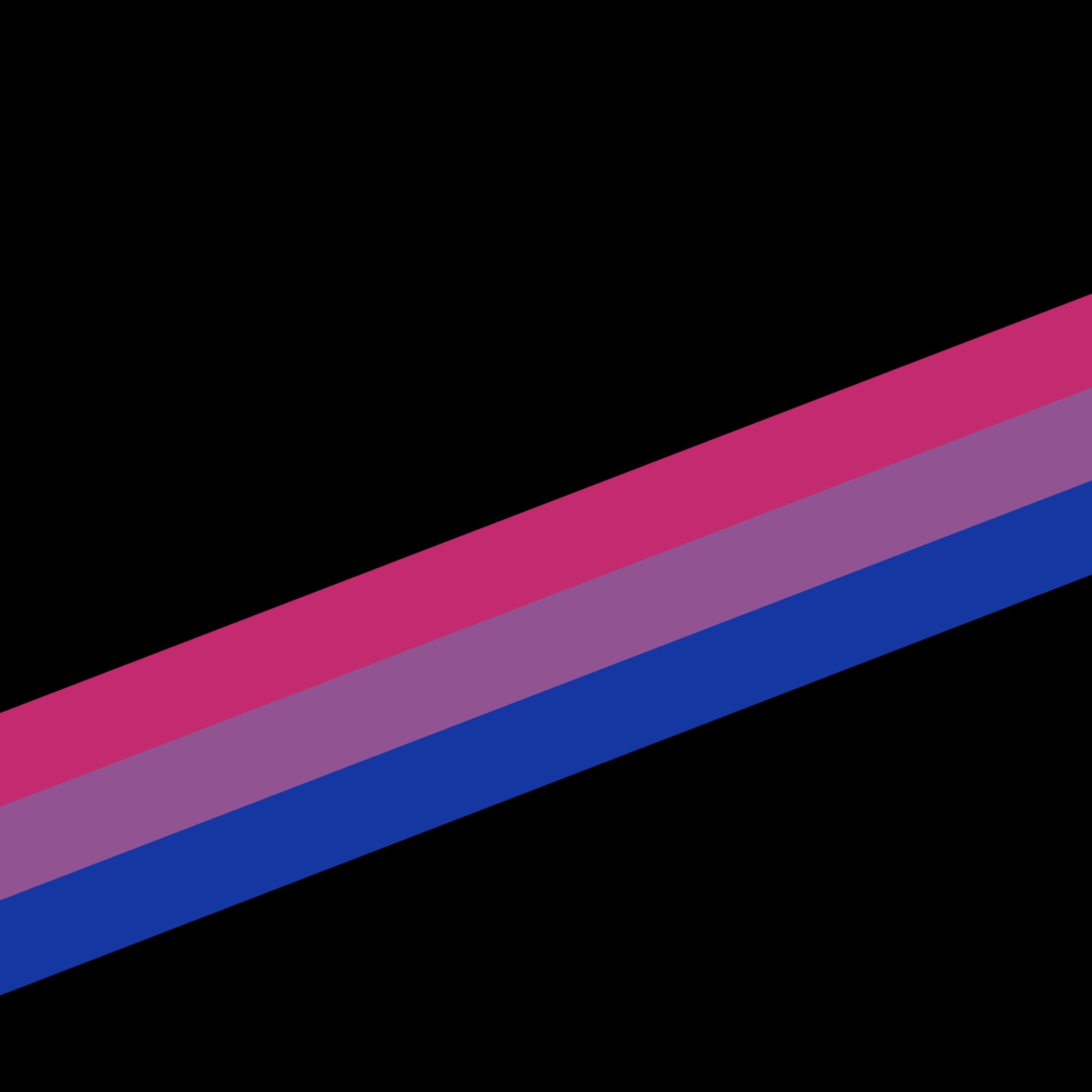 Bi-Sexual Flag Wallpaper design Makes Your Bathroom's New Again