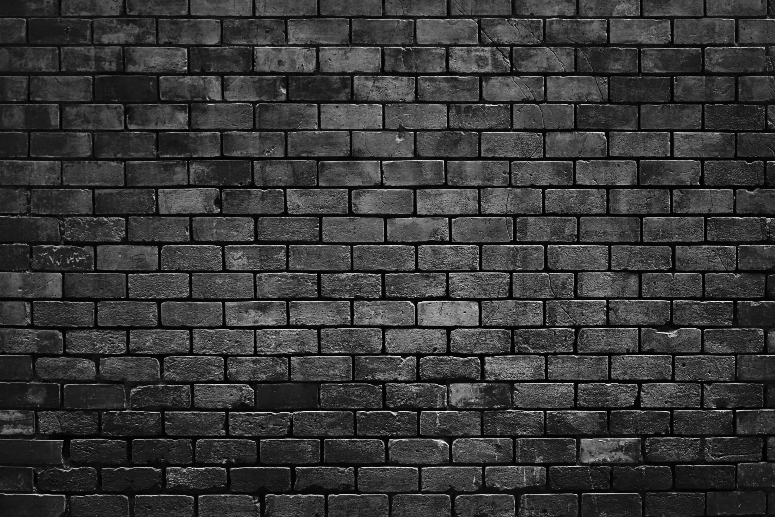 Black Brick Wallpaper – Enhancing Your Interior Decor With Background decoration