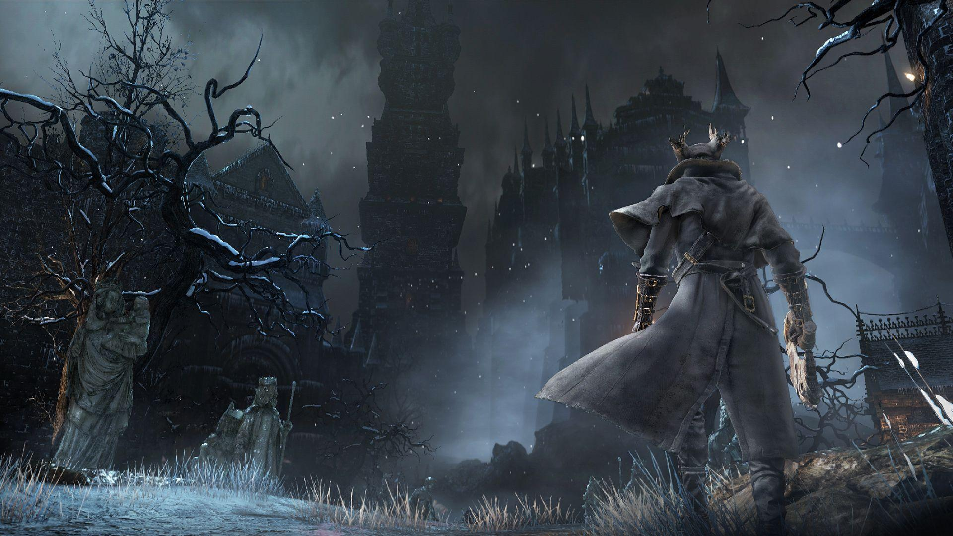 Bloodborne Wallpaper – The Perfect Wallpaper For Halloween