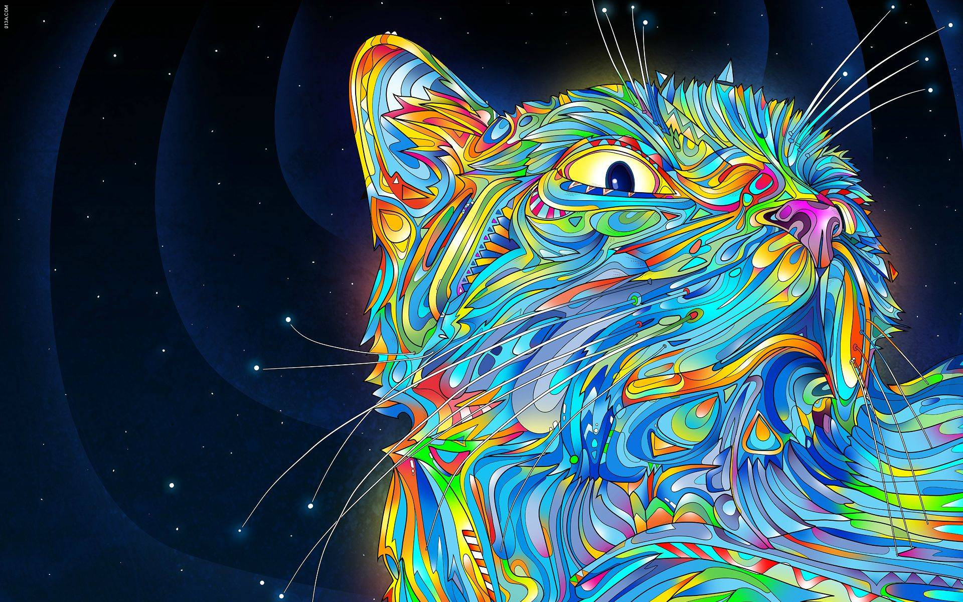 Cool Trippy Wallpapers – How to Make Your Desktop Look Cool