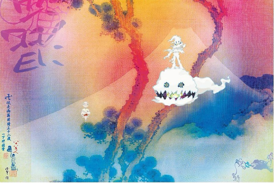 Kids See Ghosts Wallpaper Images For Their Phones