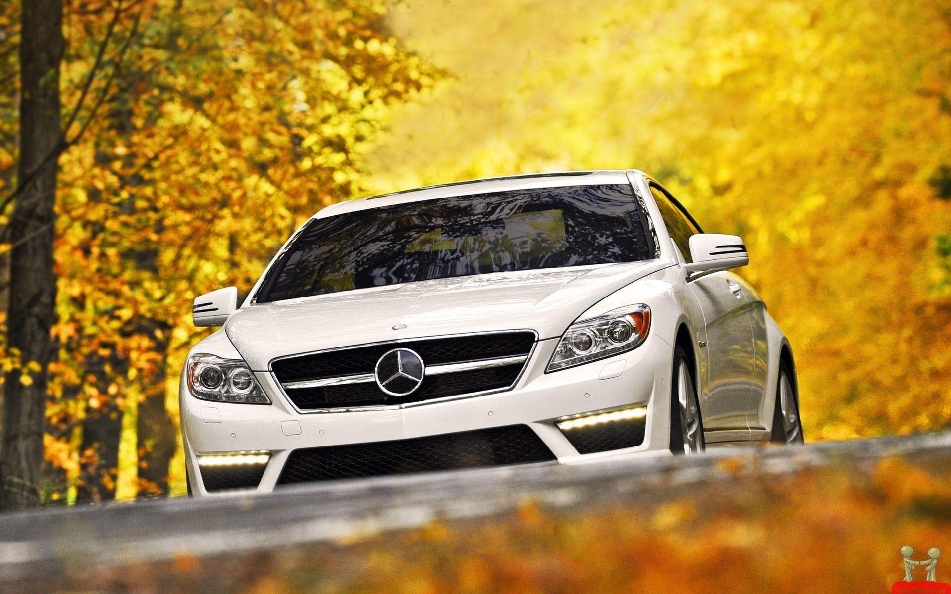 The Ultimate in HD Mercedes Wallpaper