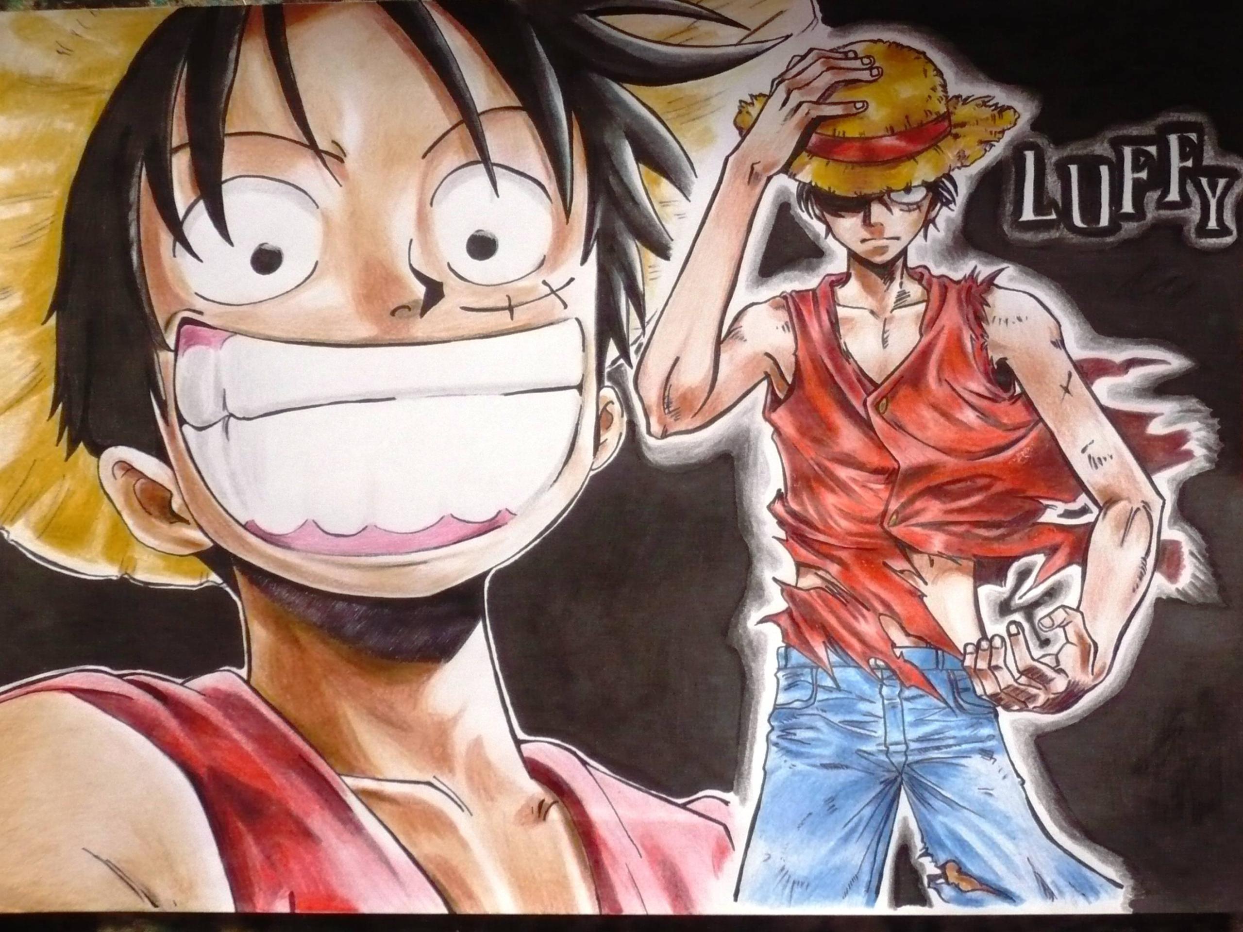 One Piece Luffy Wallpaper