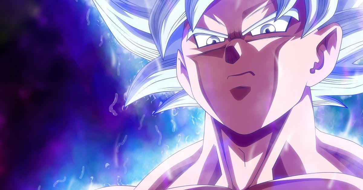 Ultra instinct Goku Wallpaper Desktop Background