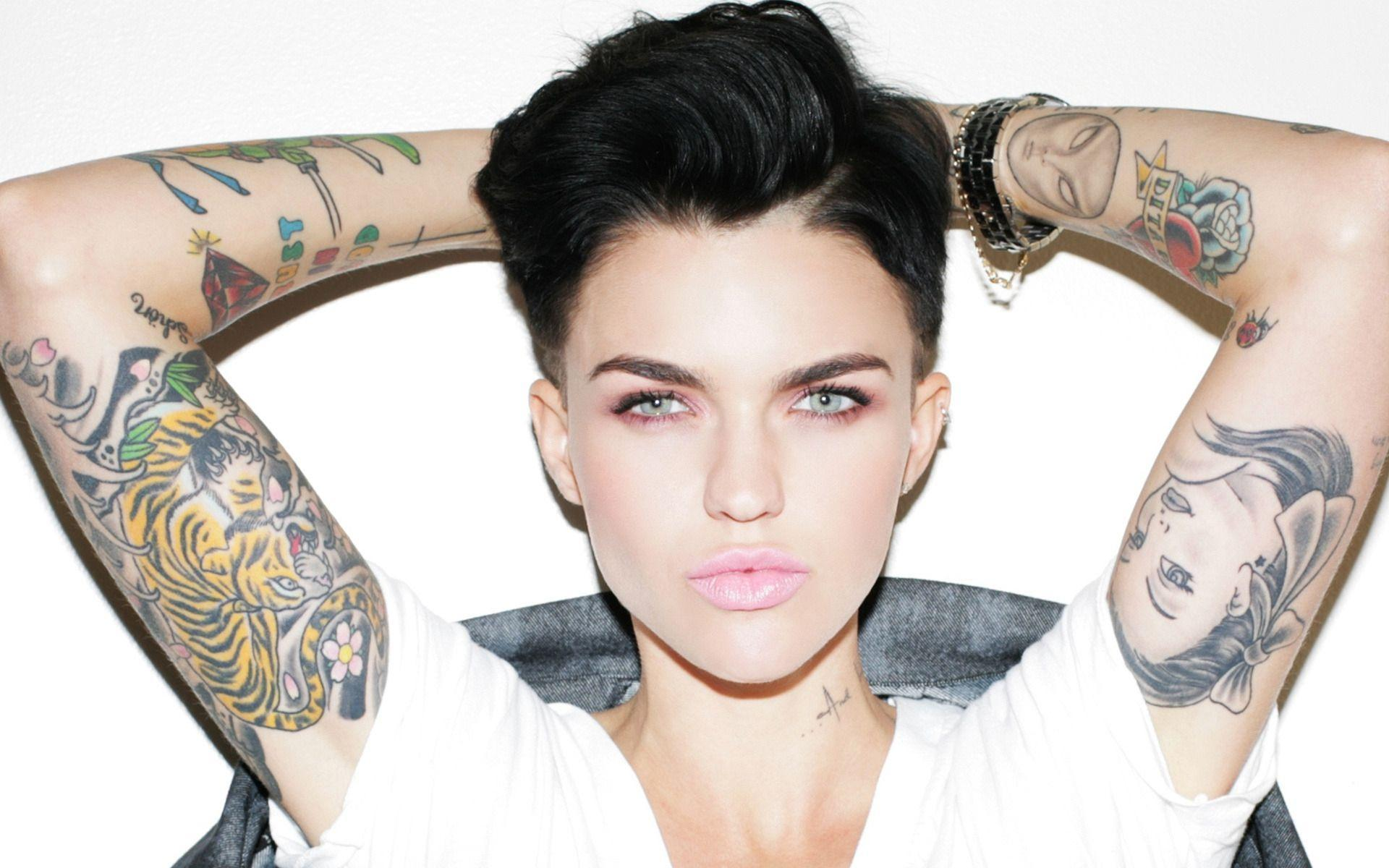 ecome An Expert Wallpaper Ruby Rose With 3D HD wallpapers