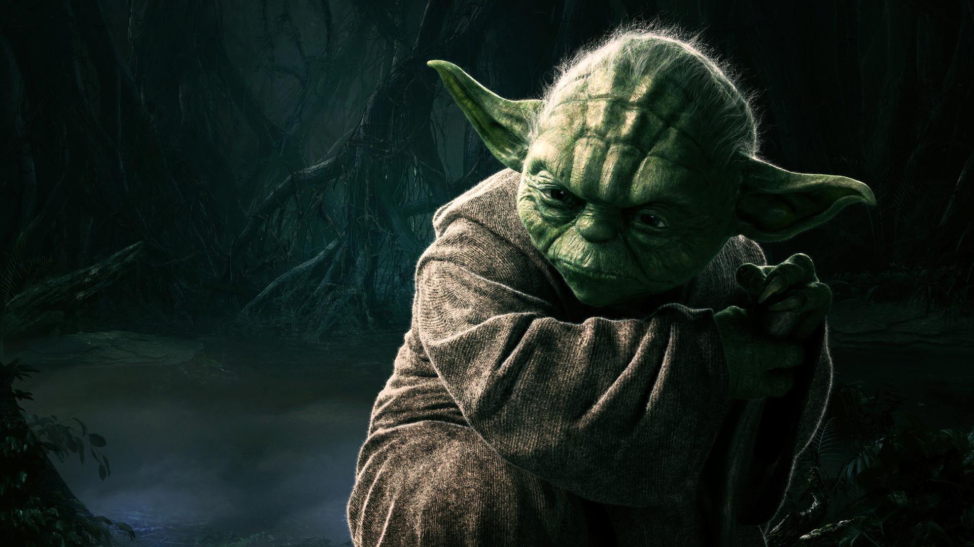 Best Picture design – Yoda Wallpaper